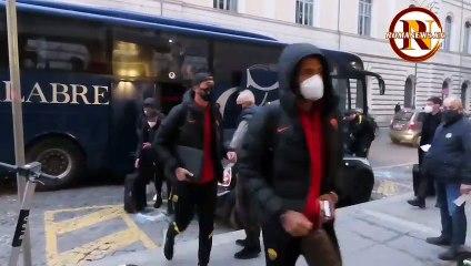 Termini, Roma in partenza per Bologna
