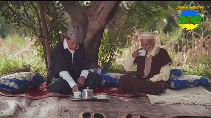 série amazigh film tachlhit akfay asgan épisode 15