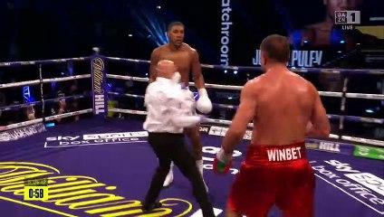 Anthony Joshua vs Kubrat Pulev (12-12-2020)