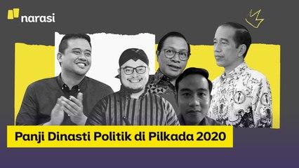 Panji Dinasti Politik di Pilkada 2020   Narasi Newsroom