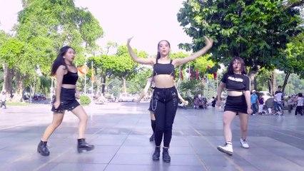 [KPOP IN PUBLIC  1TAKE] BLACKPINK (블랙핑크) - DDU-DU DDU-DU (뚜두뚜두 ) DANCE COVER by BLACKCHUCK from VN_