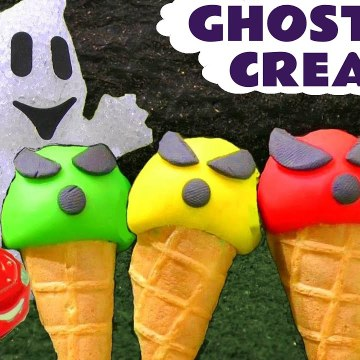 Spiderman from Marvel Avengers in Spooky Ghost Ice Cream Pranks with Thomas and Friends and the Funny Funlings in this Family Friendly Full Episode English Toy Story  from Toy Trains 4U