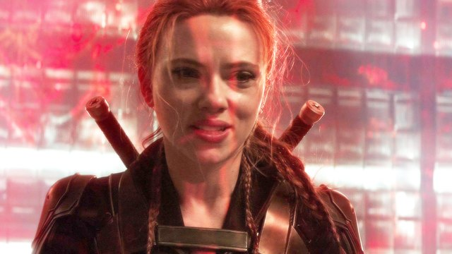 Black Widow Trailer (2021)