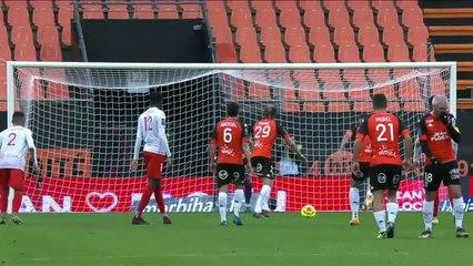 Le résumé de la rencontre FC Lorient - Nîmes (3-0) 20-21