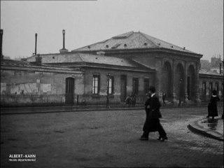 La Morgue quai de l'Archevêché, Paris