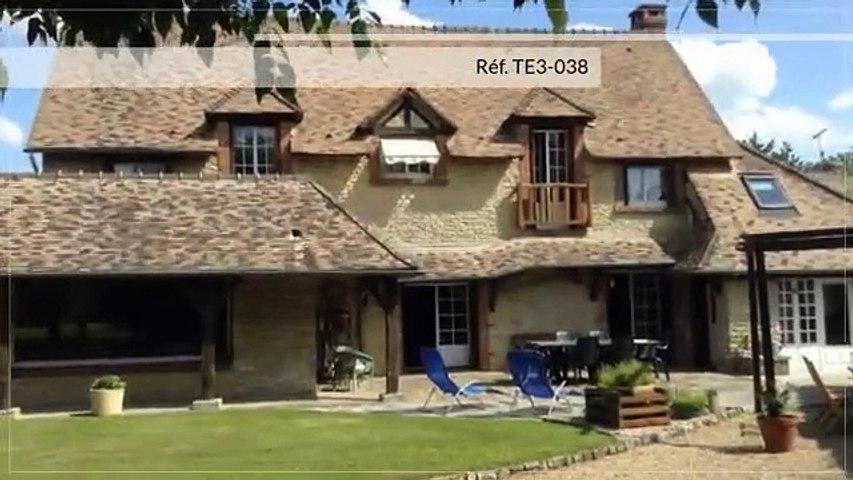 A vendre - Maison - JOUY SUR EURE (27120) - 6 pièces - 186m²