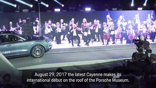 Porsche Cayenne: un millón de SUV
