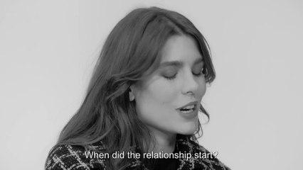 Charlotte Casiraghi, Chanel's newest ambassador, interviewed