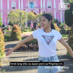 Meet This Pinay-Japanese Beauty Queen Who's Proud of Her Filipino Roots