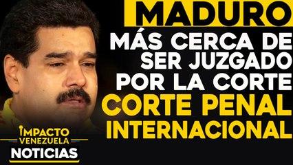 Maduro, más cerca de ser juzgado por la CPI |  NOTICIAS VENEZUELA HOY diciembre 15 2020