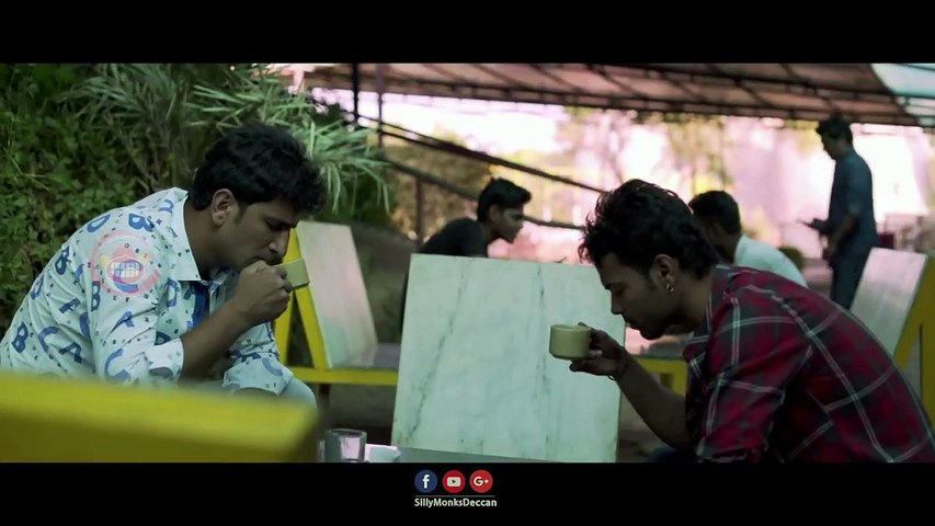 Colour Photo Hyderabadi Movie Scenes - Navin Prabhakar Wants To Meet Aziz & Gullu Dada | Silly Monks