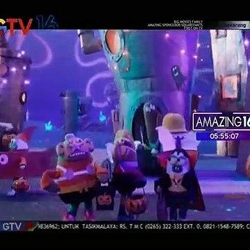 Spongebob Bahasa Indonesia - Malam Halloween (3D)