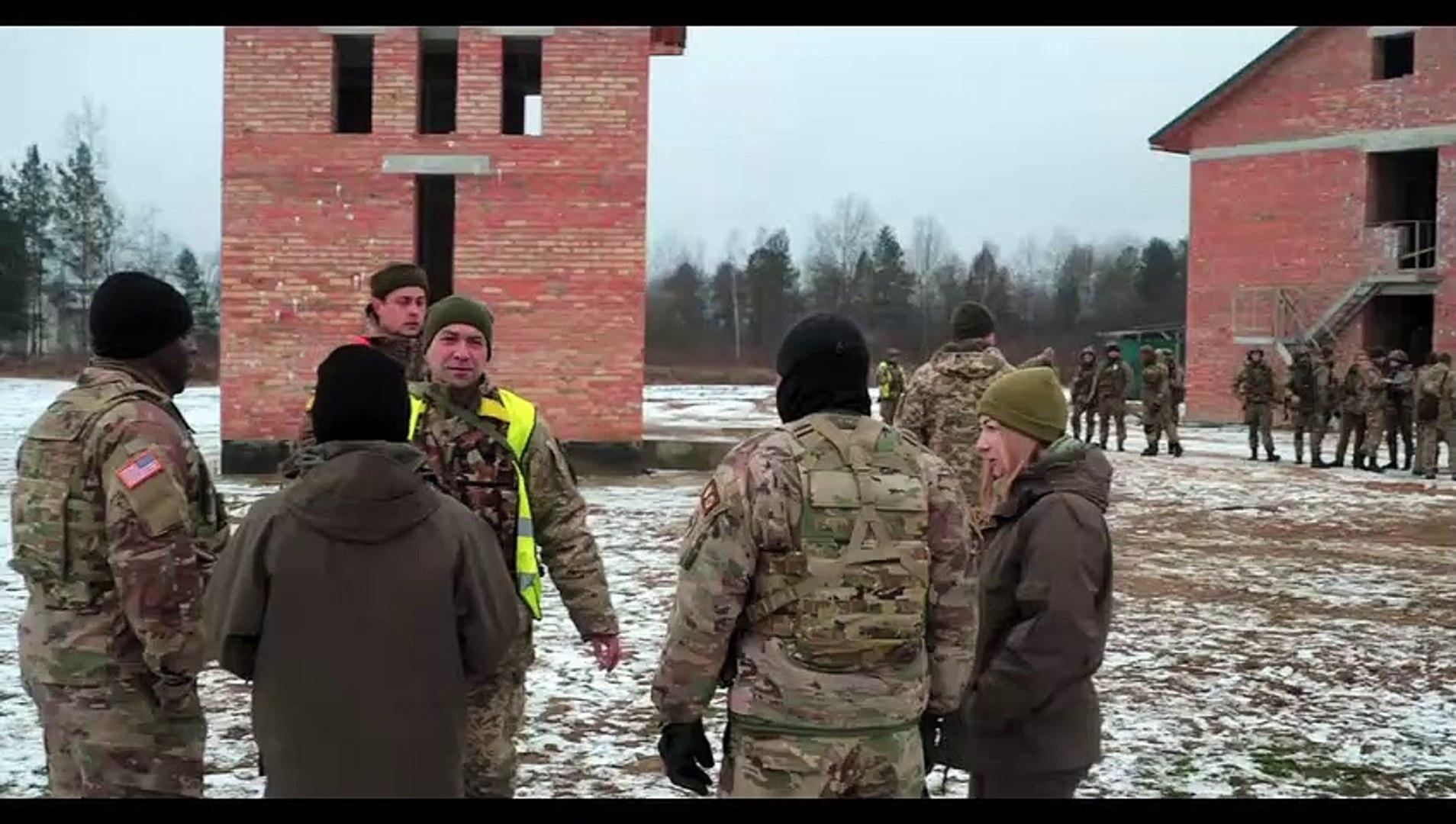 Ukraine's Motorfile Brigade • Training Exercises • Lviv, Ukraine • 12 Dec 2020