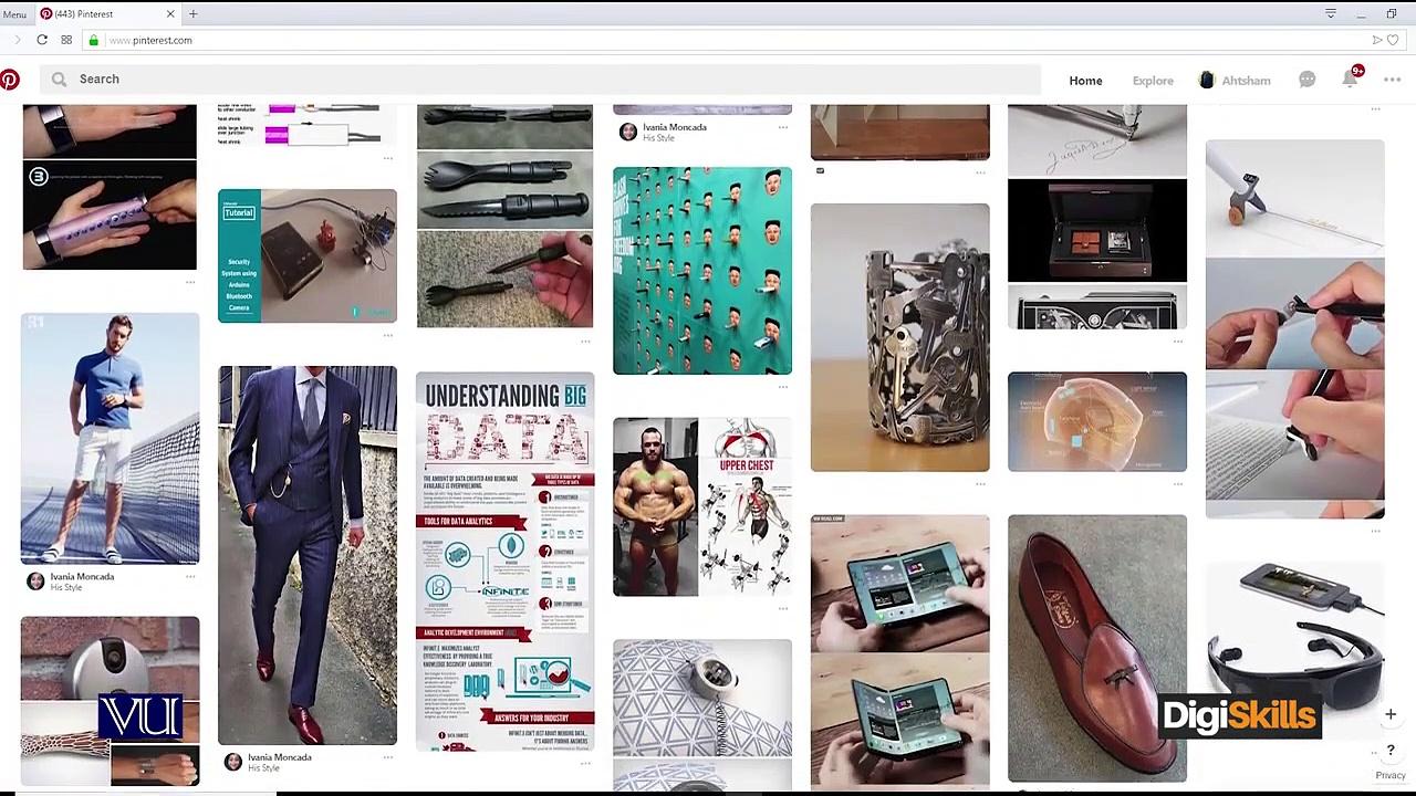 089 – Digital Marketing – Marketing Platforms – Pintereset, Yelp