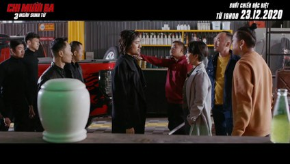 Phim Chị Mười Ba 3 Ngày Sinh Tử - Kiều Minh Tuấn Footage
