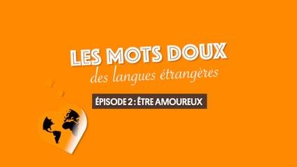 L'amour dans les langues étrangères (2/3) : être amoureux