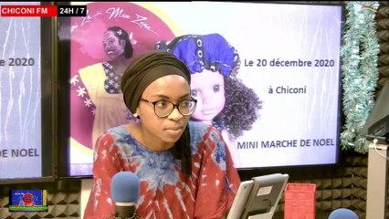 CHICONI FM TV - Quelles sont les actions à venir pour ce dimanche 20 décembre 2020 à Chiconi ?
