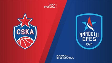 EuroLeague 2020-21 Highlights Regular Season Round 14 video: CSKA 100-65 Efes