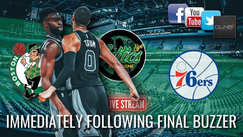 76ers Beat Celtics as Starters Struggle