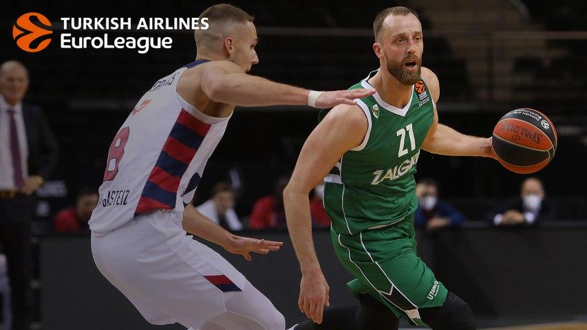 Zalgiris showered 18 three-pointers vs. Baskonia