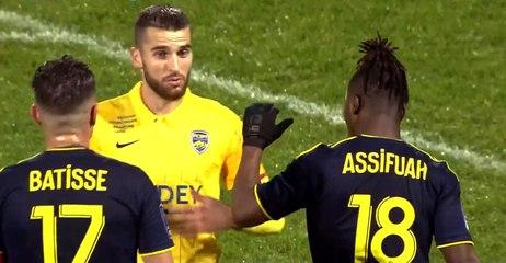 Le résumé de Pau FC-FCSM (0-0)