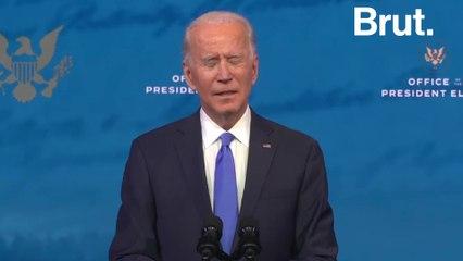 Joe Biden's speech after Electoral College win