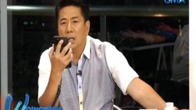 Wowowin: Caller na pinangakuan ni Kuya Wil, may Christmas bonus na!