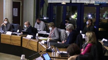 AGDE - Conseil municipal du 15 décembre 2020