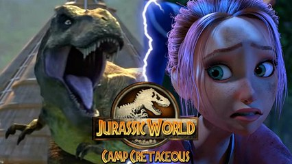 JURASSIC WORLD CAMP CRETACEOUS Season 2 Trailer