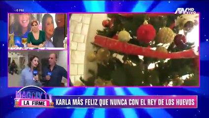 """Karla Tarazona quiere quedar embarazada: """"Me gustaría tener dos mujercitas"""""""