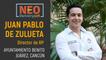 Juan Pablo de Zulueta en NEO Marketing Talk