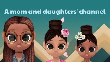All Dolled Up- videoette- Barbie Doll and Fresh Doll Friends and Families   Fun Doll Play Show