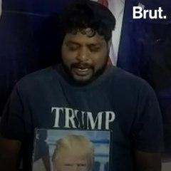 Donald Trump's super fan passes away