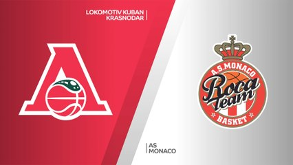 7Days EuroCup Highlights Regular Season, Round 10: Lokomotiv 76-72 Monaco