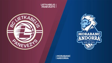 7Days EuroCup Highlights Regular Season, Round 10: Lietkabelis 77-69 Andorra