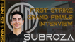 TSM Subroza   Exclusive Valorant First Strike Interview