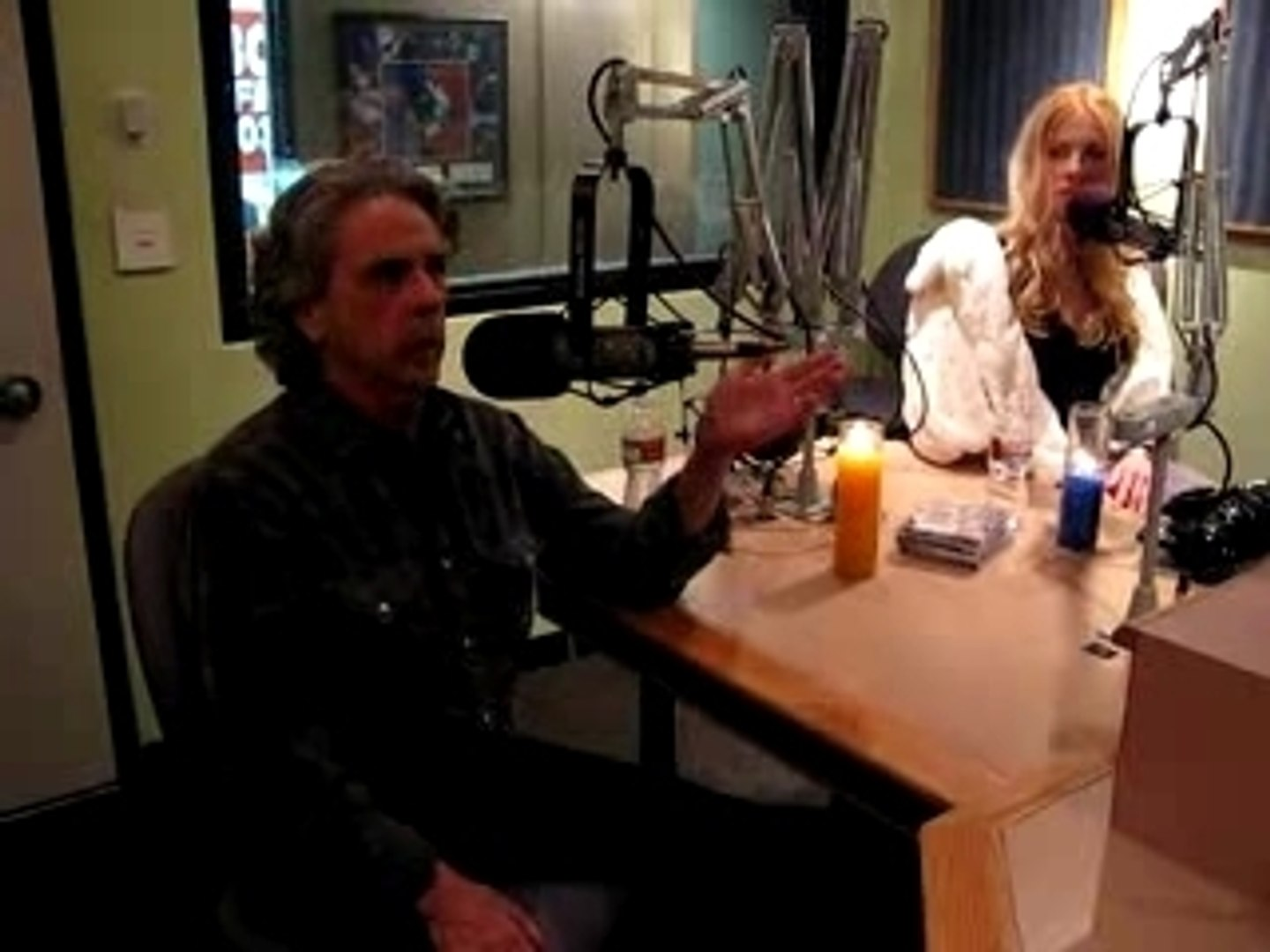Bobby and CoCo interview at KGSR - February 14th 2008