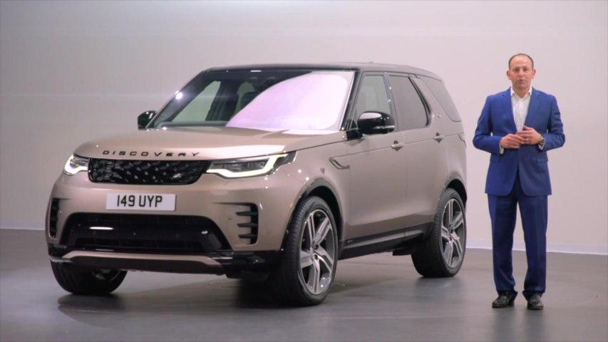 2021 Land Rover Discovery - Interior Design Review