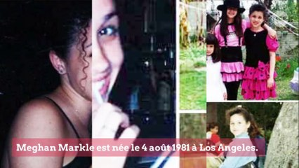 Meghan Markle : d'actrice de série à Duchesse de Sussex !
