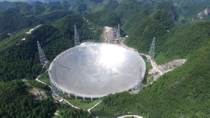 China to open world's largest telescope to international experts to boost scientific credentials