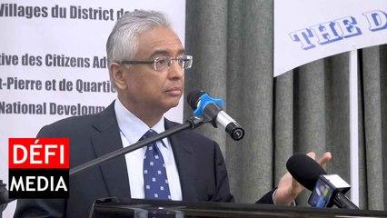 Pravind Jugnauth : «La population a un grand rôle à jouer pour que Maurice atteigne l'autosuffisance alimentaire»