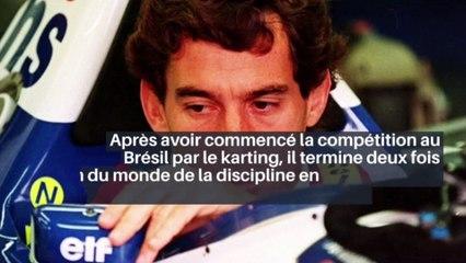 Ayrton Senna : l'Homme des pole positions