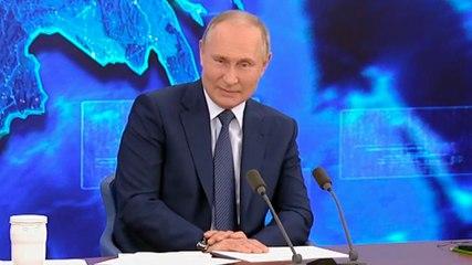 """Poutine : si le FSB avait voulu empoisonner Navalny, """"il serait allé jusqu'au bout"""""""