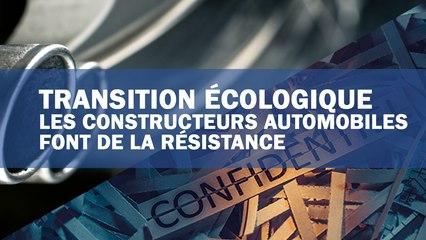 Transition écologique : les constructeurs automobiles font de la résistance