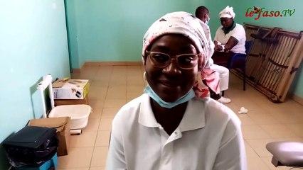 Santé : Safiatou Ouédraogo, la spécialiste en soins des plaies chroniques