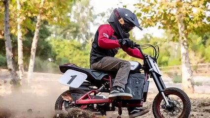 2021 Indian Motorcycle eFTR Electric First Look Preview