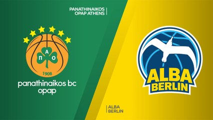 EuroLeague 2020-21 Highlights Regular Season Round 15 video: Panathinaikos 92-69 ALBA