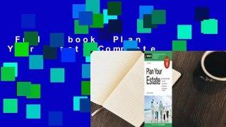 Full E-book  Plan Your Estate Complete