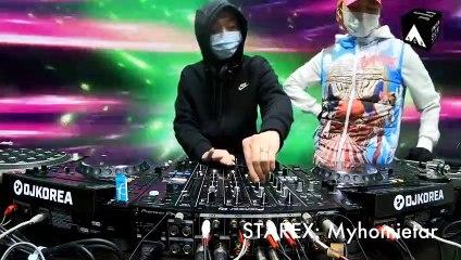Starex Crew Live Showcase