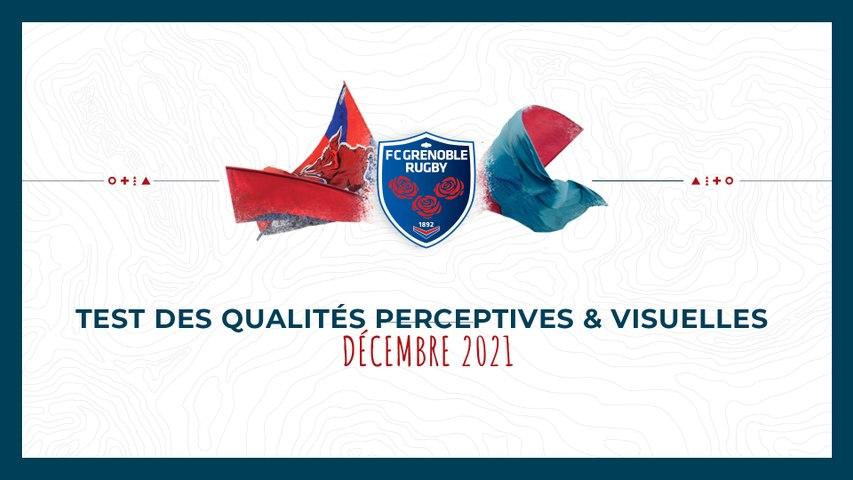 Rugby : Video - Semaine de test pour les joueurs et joueuses de l'Académie